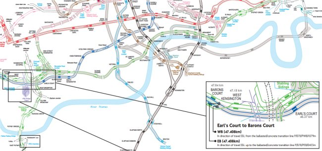 Detailed Map Of London.Detailed Lu Track Map Stationmasterapp