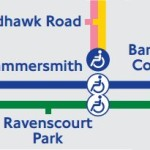 Hammersmith Blue Blob
