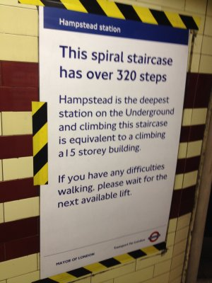 Hampstead Steps