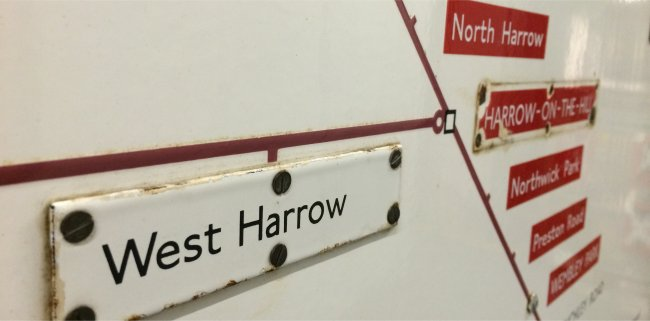 West Harrow used to be called ... what?