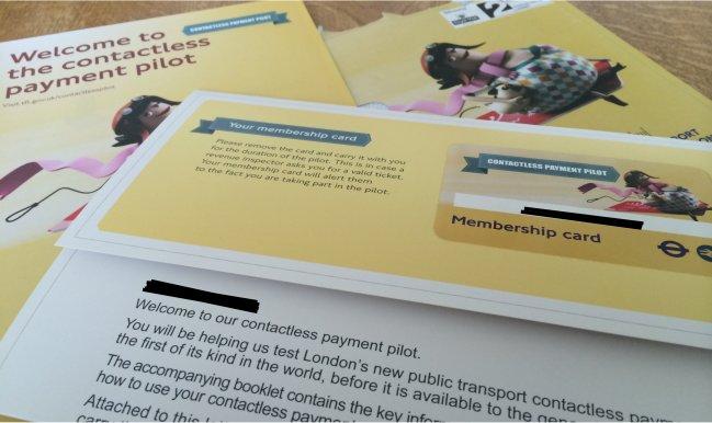 Contactless Membership Card