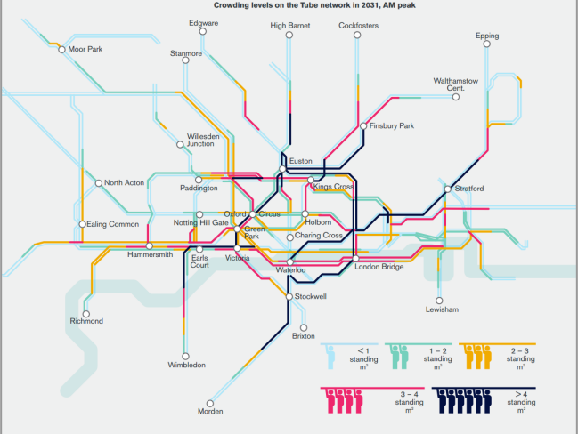 London 2031