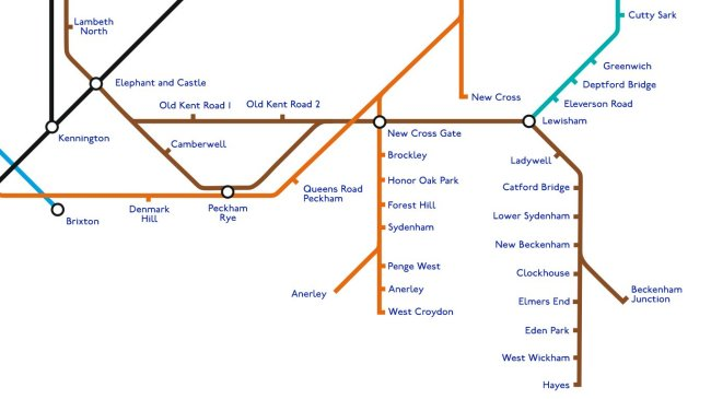 New Bakerloo Map?