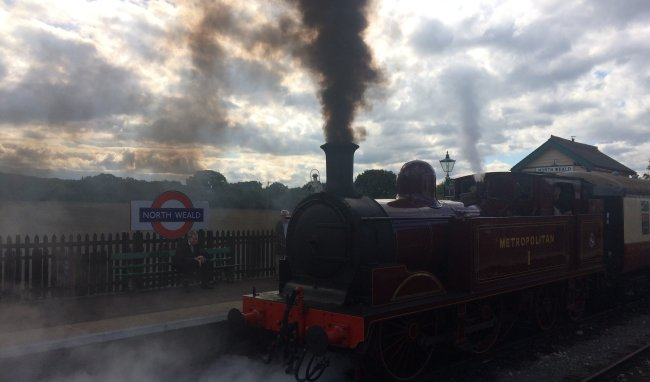 North Weald Steam