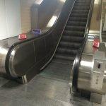 New Embankment Escalator