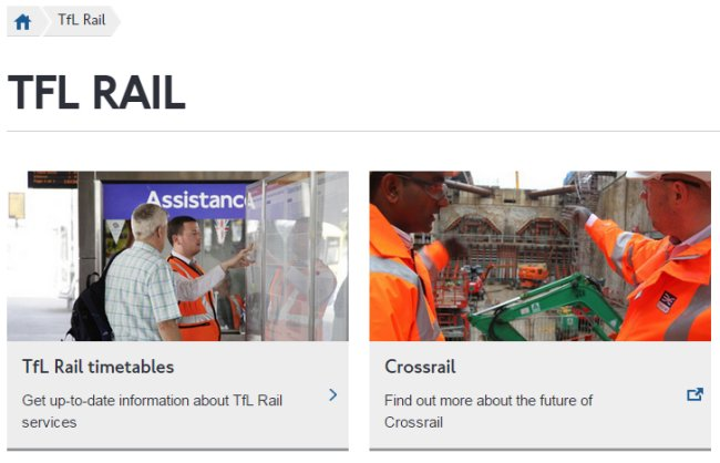TfL Rail