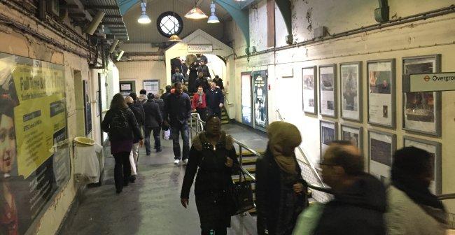 Whitechapel Corridors
